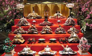 Fig. 7: Hina matsuri – Fête des poupées