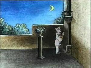 Fig. 1 - Pauvre Pierrot - Mandoline