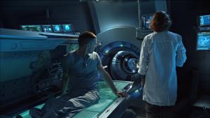 La réalité de son corps humain paraplégique pousse Jake dans le projet Avatar