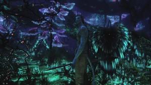 La forêt de Pandora vit et communique, même si Jake ne la comprend pas encore